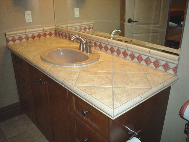 Tilestone Finishing Systems Provides Countertop And