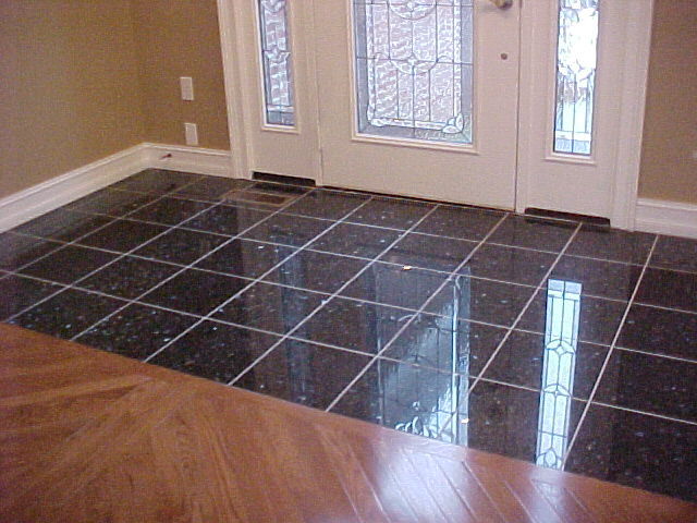 Granite Floor Tiles : Tile stone and grout installation renovation