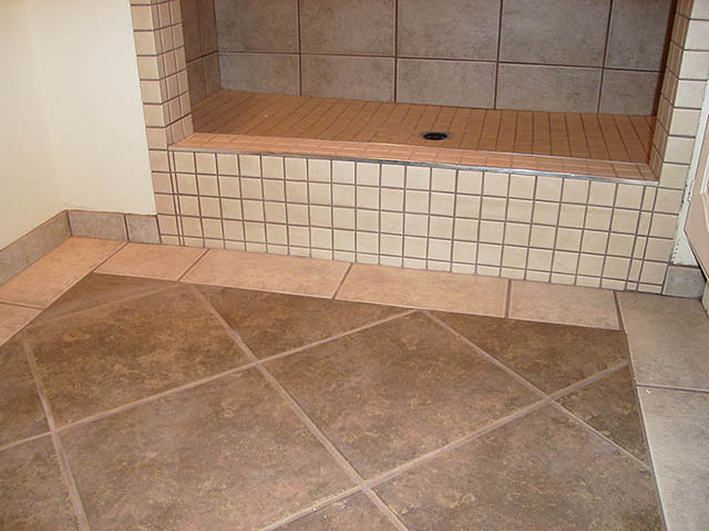 Ceramic And Porcelain Floor Tile Installation And Remodeling Experts